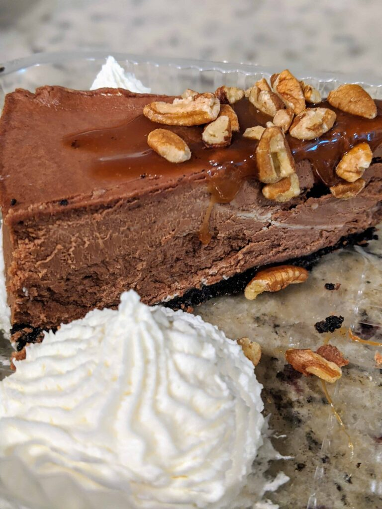sammy cheezecake chocolate