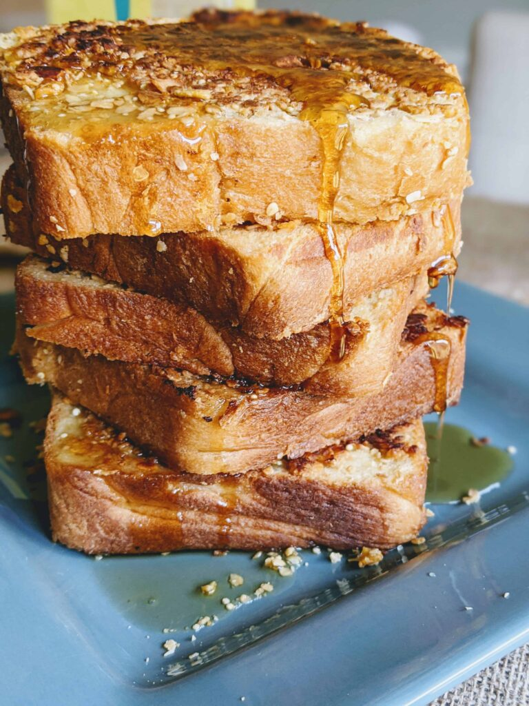 coconut crunch french toast
