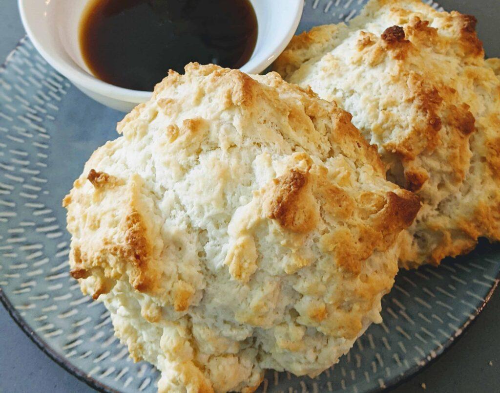 3 ingredient drop biscuits