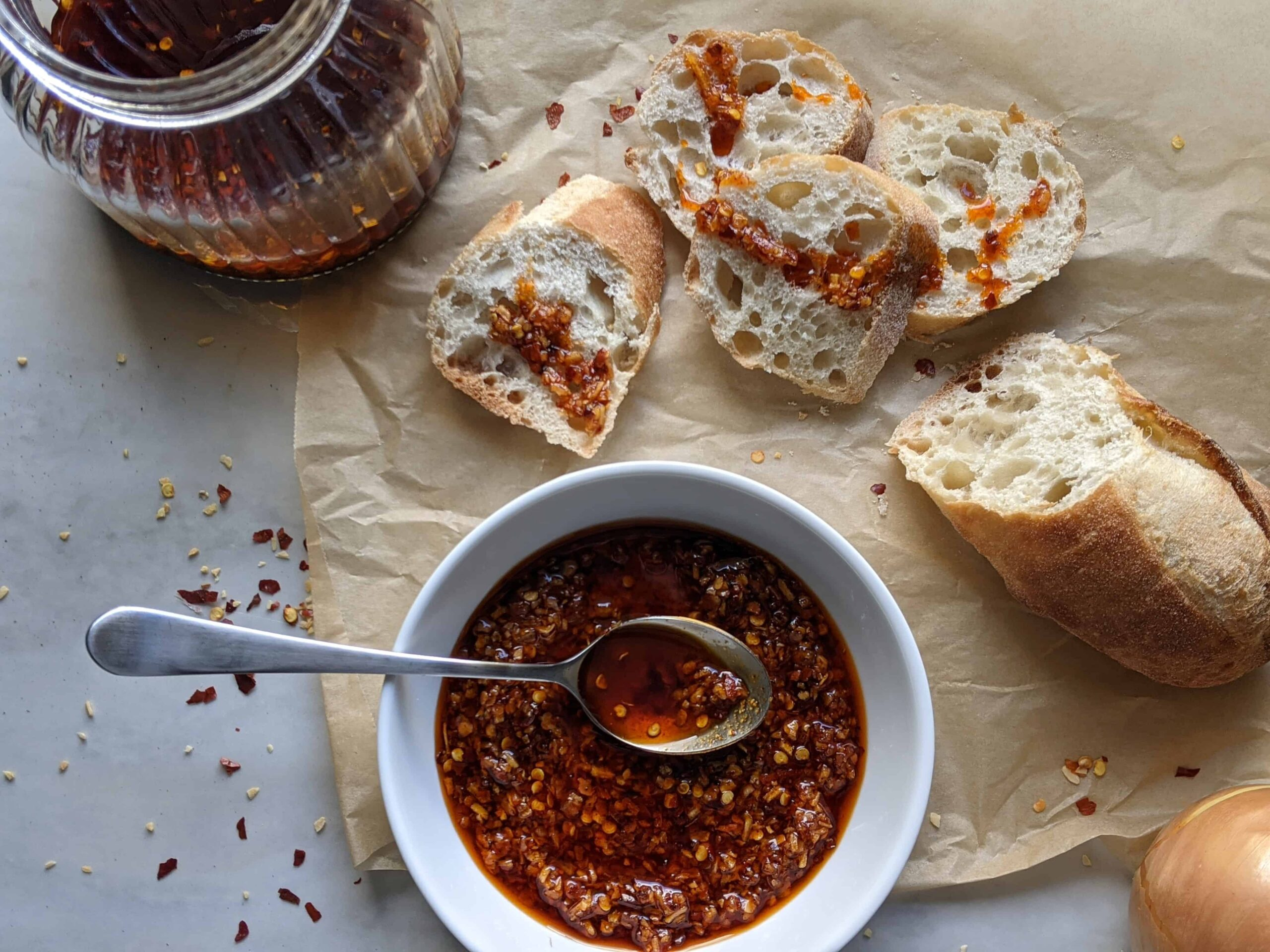 Chili-Garlic Onion Crunch-Trader Joe's Copycat Recipe