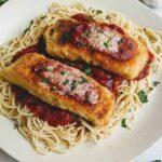 salmon parmesan