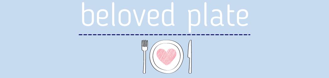 Beloved Plate logo