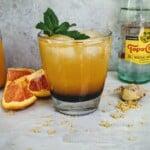 homemade orange cream soda